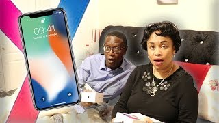 Buying My Mum And Dad An iPhone X thumbnail