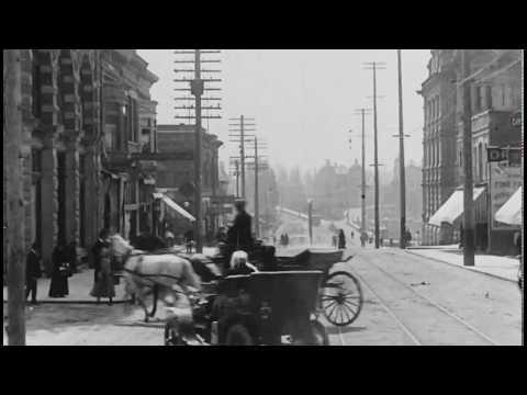 [10 Hour Docu] Vancouver, Canada 1907 - Video & Audio [1080HD] SlowTV