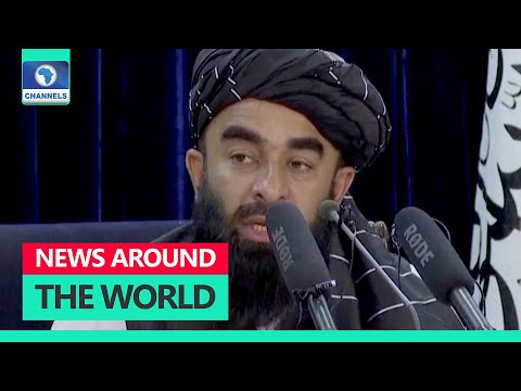 76th UNGA: Taliban Ask To Address World Leaders   Around The World In 5