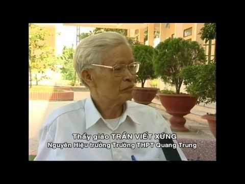 THPT Quang Trung - Ngày ấy và bây giờ (1)