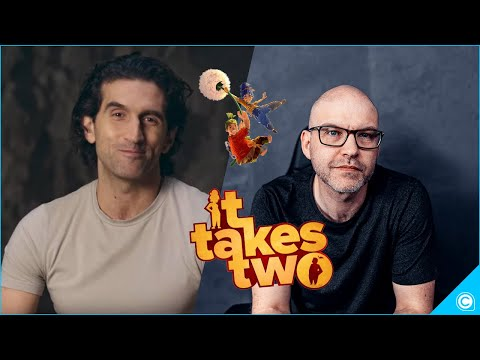 It Takes Two: Interview with Josef Fares from Hazelight Studios