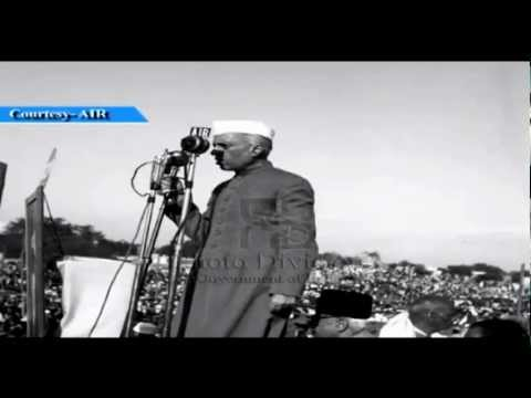 Pandit Jawaharlal Nehru's speech delivered on 15th August 1960