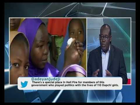 Africa Today on #DapchiGirls Release