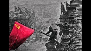 Mai 1945.zwölf lange jahre hatte über der deutschen hauptstadt diefaschistische fahne geweht. jetzt hingen hunderttausendeweiße tücher aus den fenstern b...