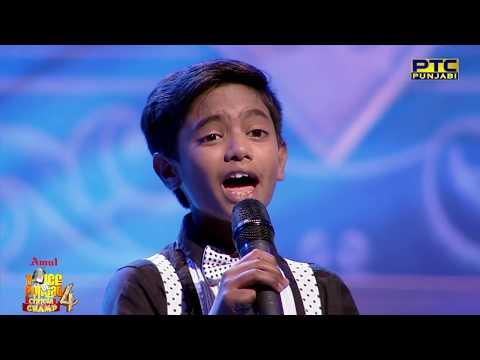 Bunty | Maa | Kamal Khan | Semifinal 02 | Voice Of Punjab Chhota Champ 4