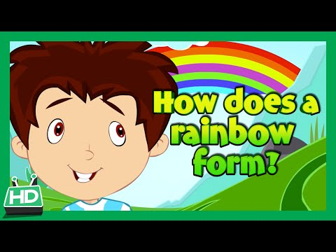 how do rainbows form Learn what causes a rainbow to form at howstuffworkscom  to understand  rainbows, you have to start by understanding what is happening inside a prism to .