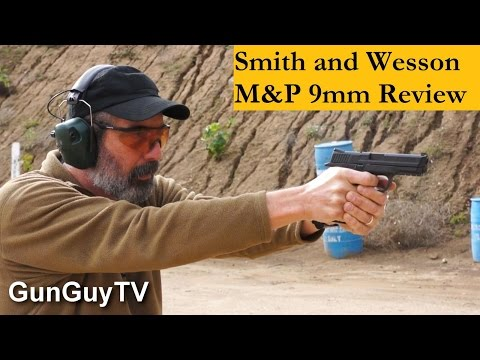Smith & Wesson M&P 9mm Review