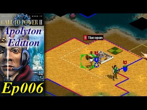 Call to Power II - Apolyton Edition [3/3] Ep006 - Slaves Revolt!