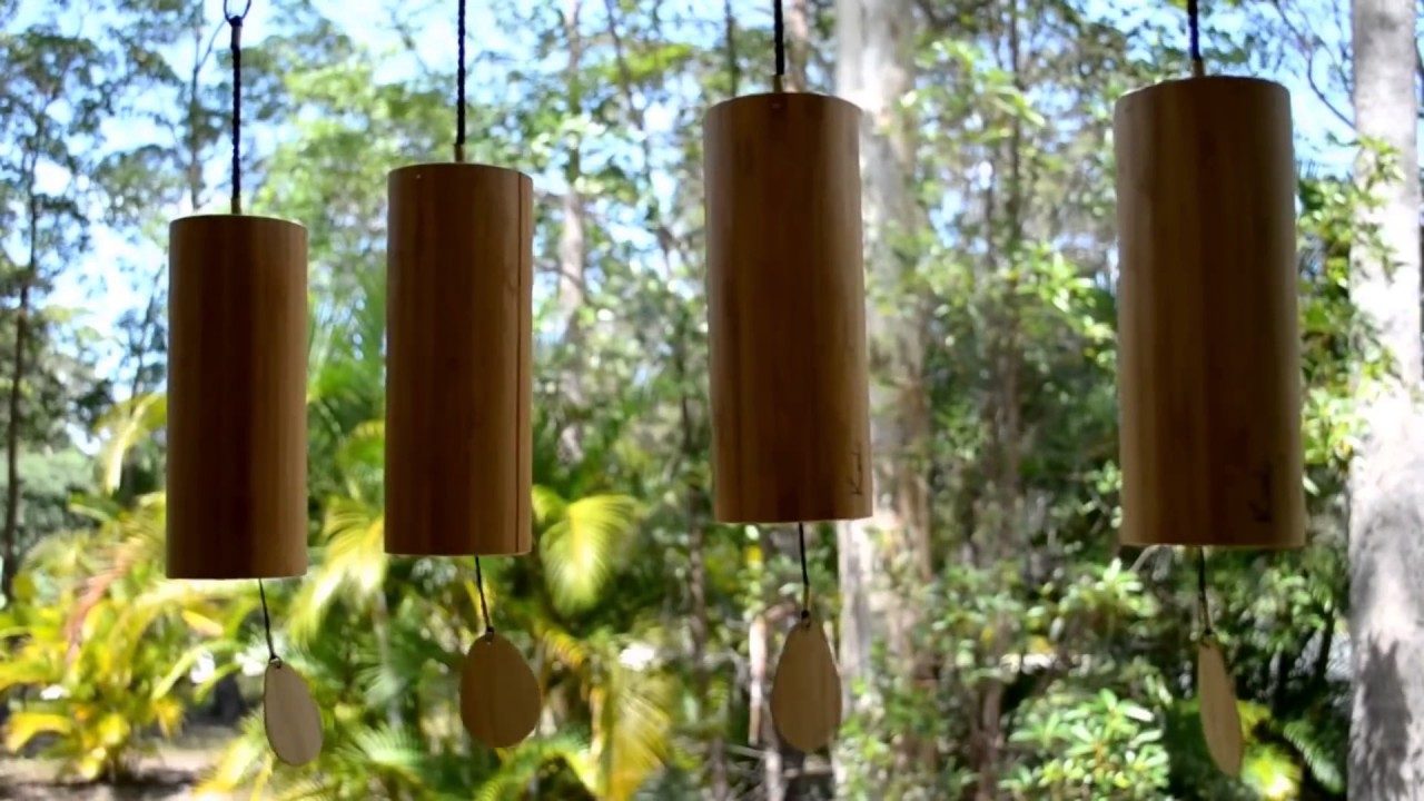 Koshi Wind Chimes: Earth, Air, Water, Fire