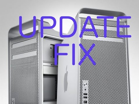 how to update your Mac Pro to the latest OS with PC GPU (Nvidia GTX 980)
