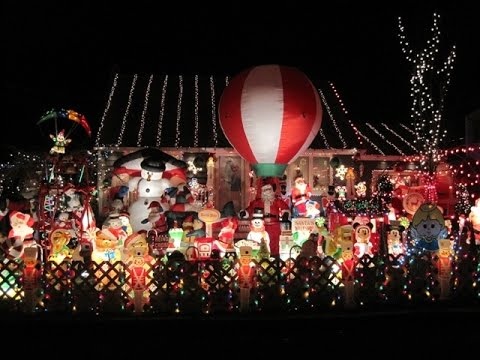 Best Christmas Lights 2015 Long Island NY - YouTube