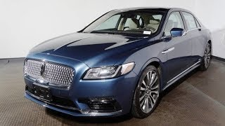 2018 Lincoln Continental Review - Better Than Audi A8 ?