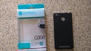 Nillkin бампер для Xiaomi Redmi 3 Pro + защитная пленка за недорого.(Купить Nillkin бампер тут: http://www.gearbest.com/cases-leather/pp_425143.html?lkid=10136061., 2016-08-19T19:29:33.000Z)