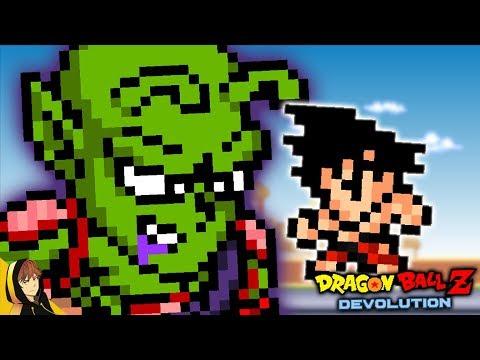GIANT PICCOLO FIGHT!!!   Dragon Ball Devolution #14