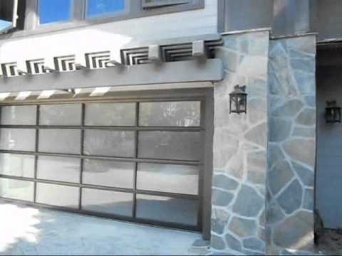 Garage Doors Aluminum Glass Radford Doorswmv Youtube