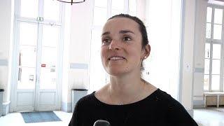 Marie Bochet, Sciences Po et la passion du ski