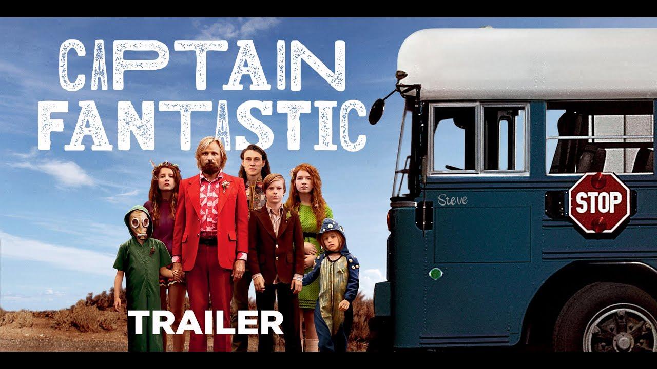 Download Captain Fantastic (Trailer) - Release : 12/10/2016
