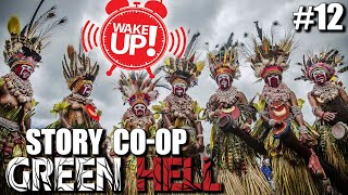 IMAGINE SLEEPING THROUGH  A TRIBAL WAR?? (Green Hell | Story Co-op)(12)