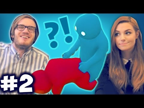 A LOVE STORY OR A PORNO? - (Gang Beasts - Part 02)