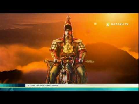 Martial Arts of a Turkic world №8 (10.02.2017) - Kazakh TV