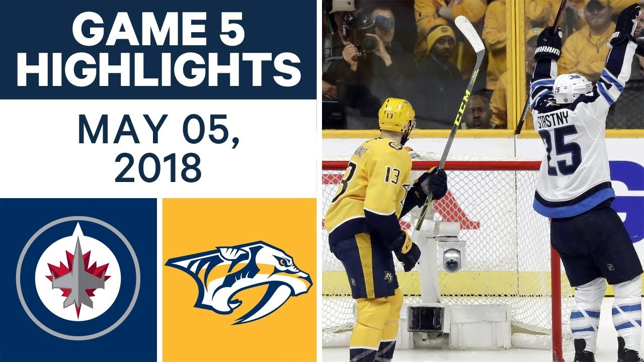 Predators vs. Jets: 3 things to watch in Game 6 of NHL second-round playoff series
