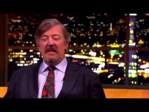 Stephen Fry On Jonathan Ross Full Interview (6-10-12)