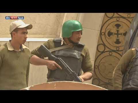 السيسي يتعهد بمواصلة مواجهة الإرهاب  - نشر قبل 2 ساعة