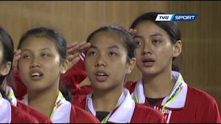 Download Video KONTINGEN INDONESIA CAPAI TARGET MEDALI ASEAN SCHOOLS GAMES 2018 MALAYSIA MP3 3GP MP4