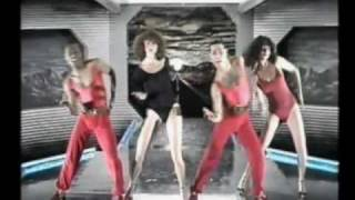 Hot Gossip - Supernature (Kenny Everett Video Show)