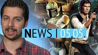 Star Wars Battlefront mit 12 Maps - Dark-Souls-2 Fan-Patch wird als Cheat erkannt - News