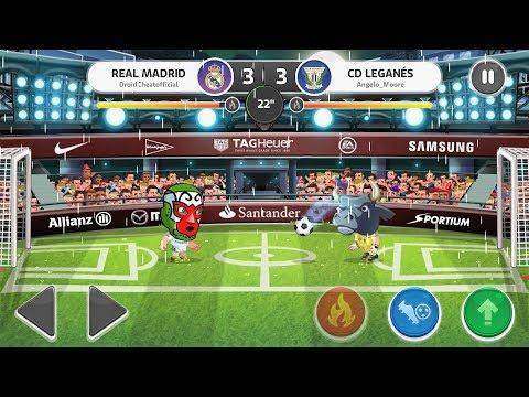 Head soccer la liga 2018 android gameplay #15