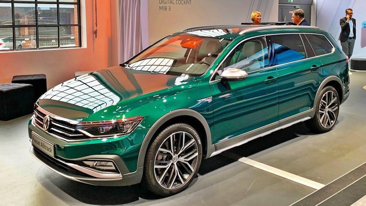 2020 Volkswagen Passat Review Youtube