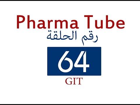 Pharma Tube - 64 - GIT - 3 - Nausea and Vomiting [HD]