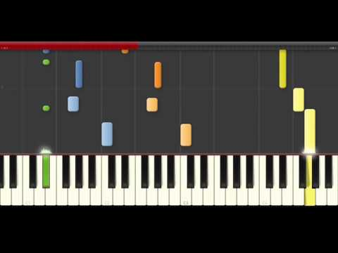 Nelly The Fix Piano Midi Tutorial For remix cover Or karaoke  instrumental