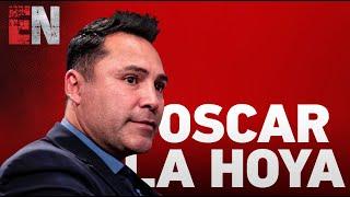 Oscar De La Hoya Keeping It 100 - Talks Ruiz-Joshua 2, Vergil Ortiz, and Canelo - EsNews Boxing