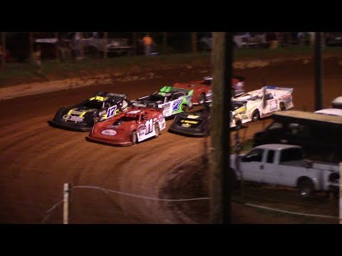 Winder Barrow Speedway Limited Late Model Feature Race 7/20/19