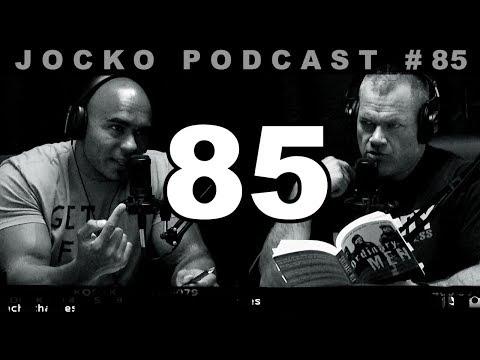 "Jocko Podcast 85 w/ Echo Charles - Rationalizing Evil Deeds. ""Ordinary Men"""
