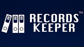 RecordsKeeper ICO — Безопасное хранение данных на блокчейне / Обзор ICO RecordsKeeper по-русски