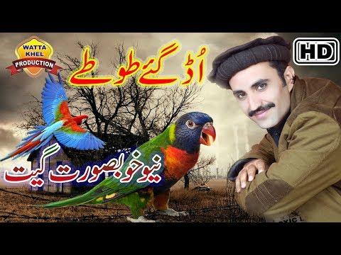 Ud gaye Totey► Singer Imran Niazi Paikhelvi►Latest Punjabi And Saraiki Song 2017