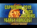 Capricorn Horoscope 2019, Makar Rashi Lucky Factors, Colors, Numbers, Days, Rudraksha, Gemstones