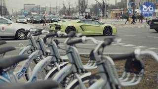 Nextbike - rowery miejskie, tak się to robi.
