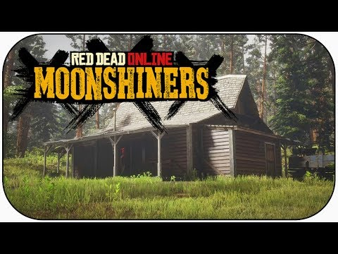 Red Dead Online: BEST Moonshine Shack Locations! (How to start the Moonshine Role & Business!)