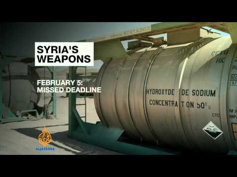 New Syrian chemical-arms removal plan slammed