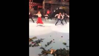 Татьяна Навка. Финал шоу