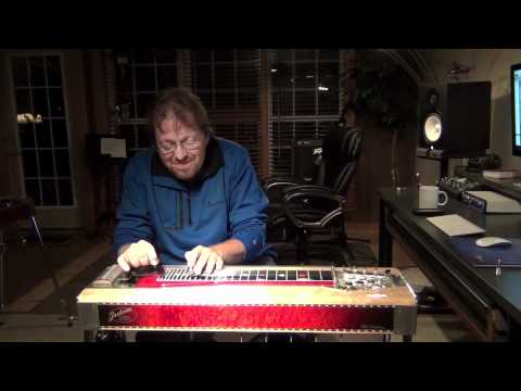 """Amazing Grace"" Steel Guitar by Zane King"