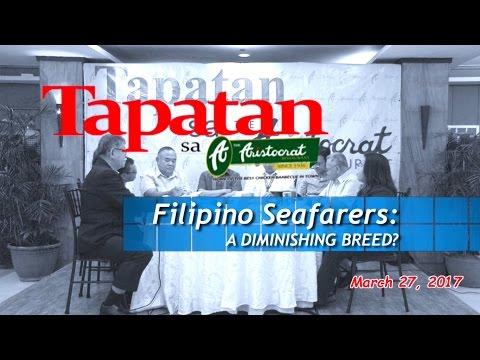 Filipino Seafarers: A Diminishing Breed?