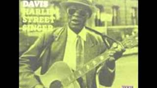 Reverend Blind Gary Davis - Death Don