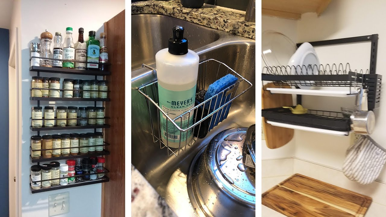 9 Storage Ideas for Small Kitchen