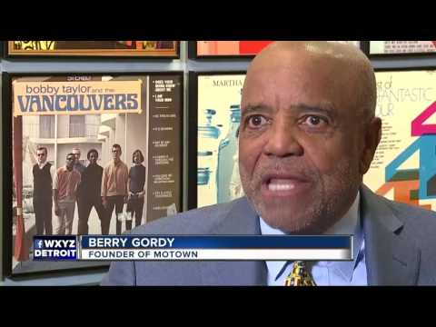 Open auditions held for Berry Gordy's 'Motown the Musical'