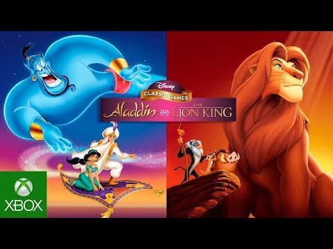 Best Xbox One Games Coming Next Week Aladdin The Lion King
